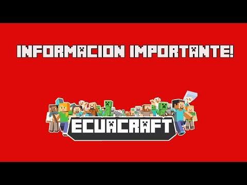 Server Minecraft 1.7.2 [24/7] [No Premium] con 20 GB de RAM - EcuaCraft - Con Vegetta777 & Willyrex