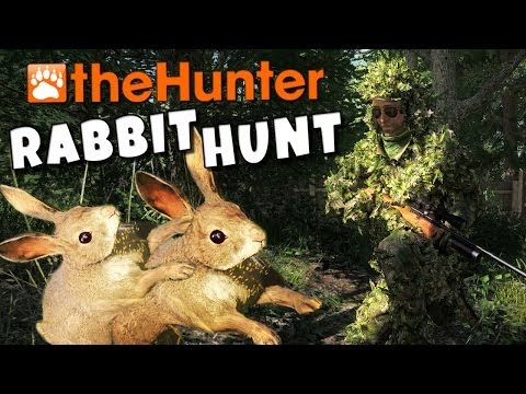 The Hunter 2014 - Ghillie Suit - Rabbit & Fox Hunt
