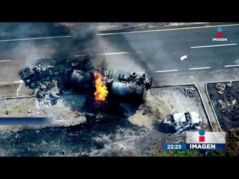 28 muertos: El accidente en carretera que México está llorando