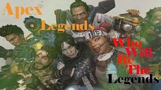 Apex Legends Random Squads