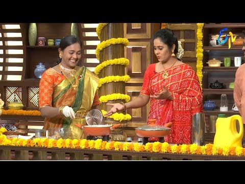 Telugu Ruchi | 19th September 2018 | Full Episode | ETV Telugu