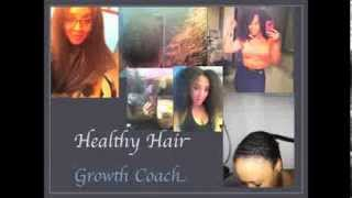 Healthy Hair Growth Coach: Tips For STarting Your Hair Growth Journey
