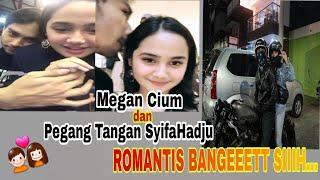 Download Lagu Romantis..Megantara cium mesra dan pegang tangan SyifaHadju.. perhatian banget siiihh #BikinBaper Gratis STAFABAND