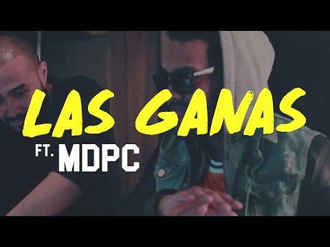 Oniel Anubis - Las Ganas Ft. MDPC (Audio) 2017