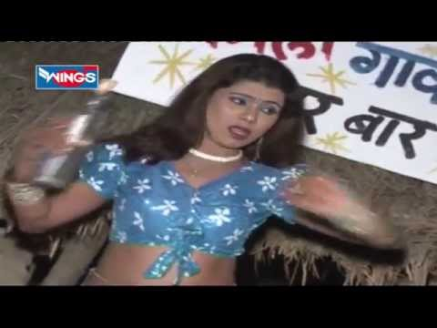 Superhit Khandeshi Ahirani Song - Jhopada Ma Taka Me Beer Baar By Vanmala Bagul video