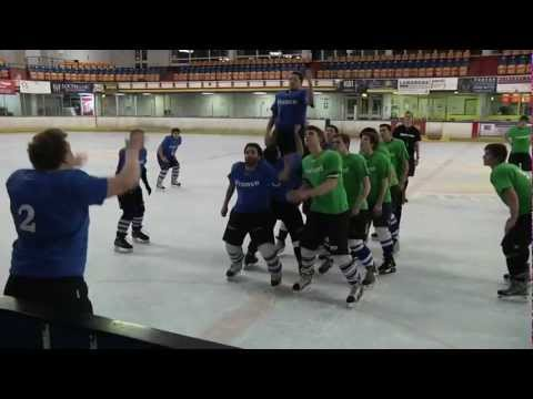 Six Nations -- France v Ireland: Rugby on Ice