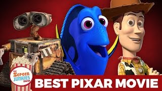 Best Pixar Movie Bracket!