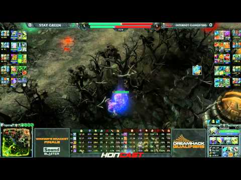 DH Summer Qualifier WB Finals - sG vs iG game 1