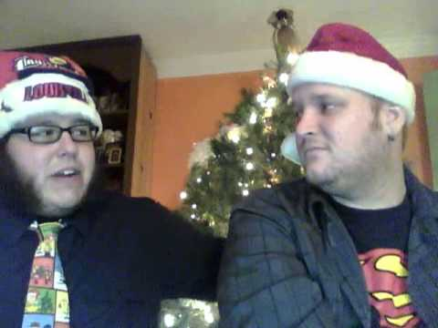 2 Fat Guys Singing: The Holiday Episode!
