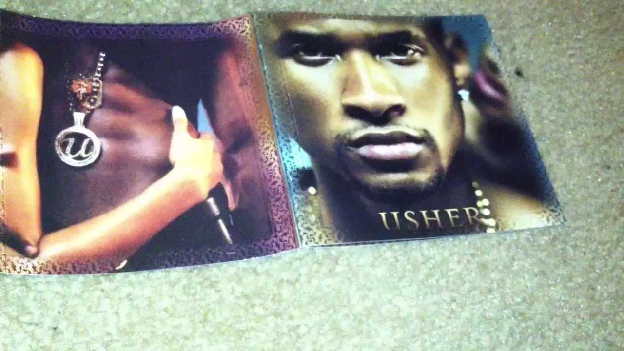 Usher Confessions Album Cover Unboxing Usher - Confessions