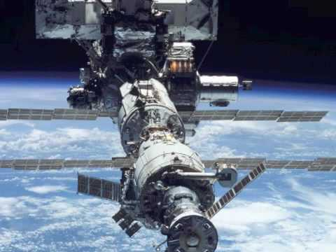 International Space Station Contact