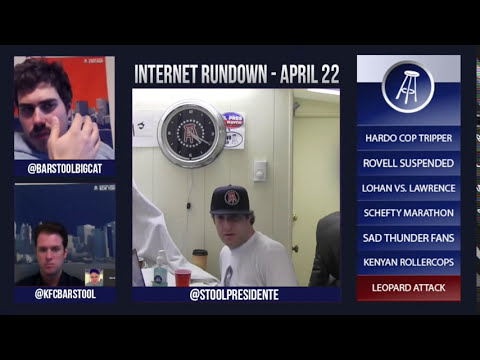 Internet Rundown April 22