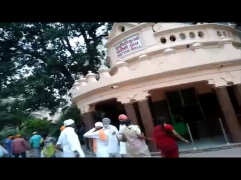 Jallianwala Bagh Amritsar Punjab Martyrs Well - Shahidi Kua