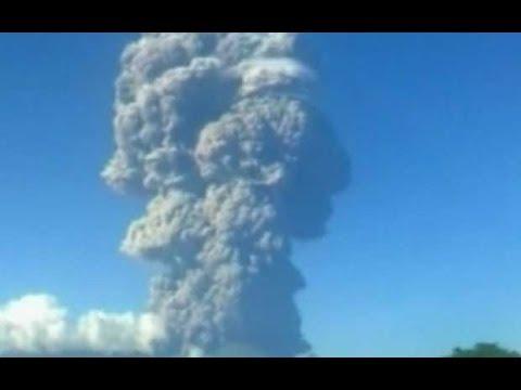 Indonesia Volcano Ash Cancels Australia Flights