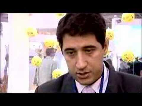 Marcelo Pedroso, Director of Business & Events Tourism, Brazil Tourism @ WTM 2007