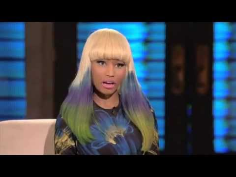 Nicki Minaj - Interview at Lopez Tonight
