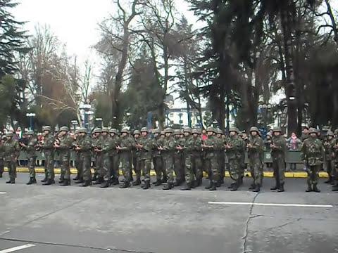 descargas del juramento a la bandera regimiento de infantería N°9 chillán (R.I.9) 9-JULIO-2010