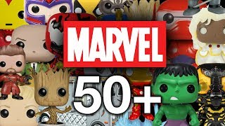 (9.93 MB) All of my Marvel Funko Pops!! Mp3