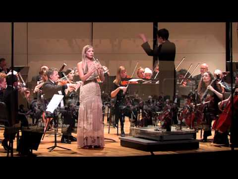 Mary Bowden, Haydn Trumpet Concerto, Mvt. II