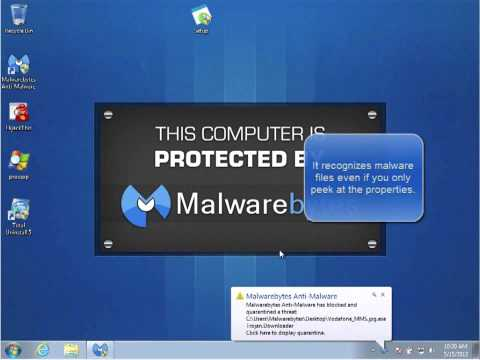 Malwarebytes Anti-Malware Protection Modules