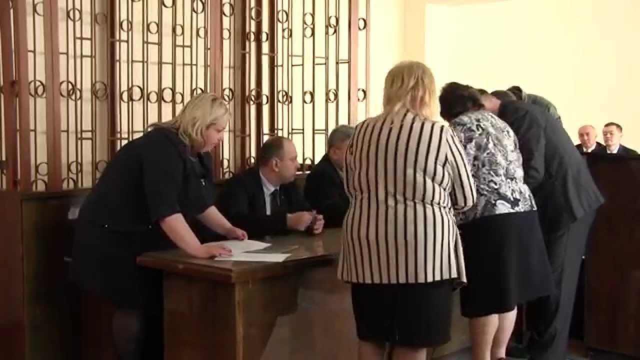 У Калуші голову і заступника голови суду обрали одноголосно