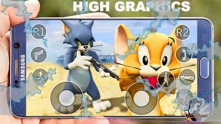 How to download Tom and Jerry 3D  game high graphic game Android device only free