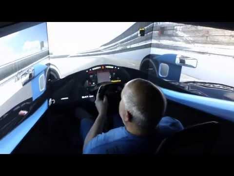 Part 5b of 5: 3x Projectors Sim-Racing Cockpit Design / Build
