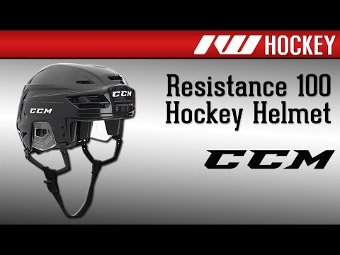 CCM Resistance 100 Hockey Helmet Review