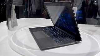 ASUS Taichi - First Look
