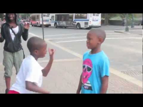 young boys  Dance Battle hiphop street  In Harlem NYC Music Videos