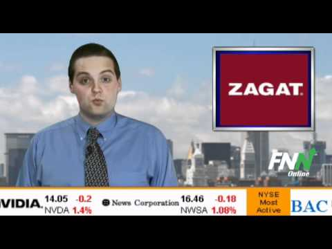 Google Agreed To Buy Zagat, OpenTable Shares Down As A Result