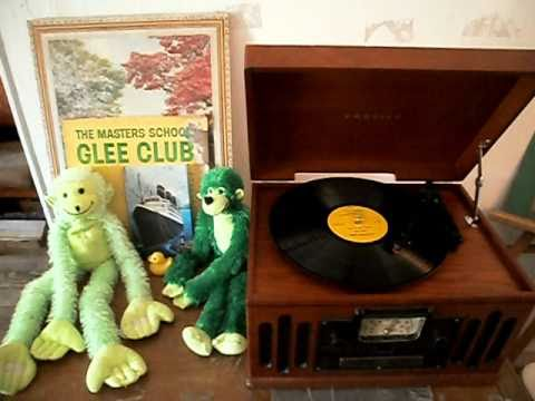The Masters School Glee Club - Where Go the Boats / Malaguena (1965)