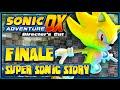 Sonic Adventure DX PC - (1080p) Super Sonic's Story FINALE