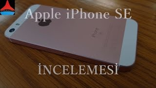 Apple iPhone SE incelemesi