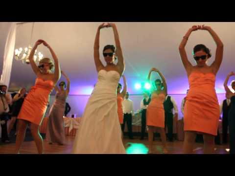 Best First Dance Flash Mob!!! Goodman Wedding 5.4.2013