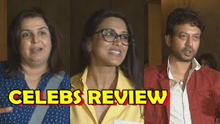 Tanu Weds Manu Returns - Celebs Review