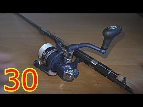 30 ЛАЙФХАКОВ ДЛЯ РЫБАЛКИ. My fishing.