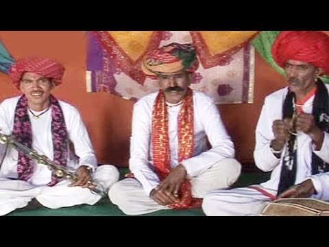 New Rajasthani Katha - Veer Tejaji Song - Dev Ji Ri Varta By Bagdavat Party - Part 6 video