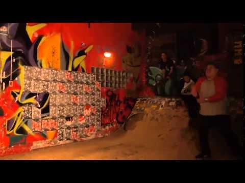 Skatebar Peru Daewon V8 #ALLINGOODFUN