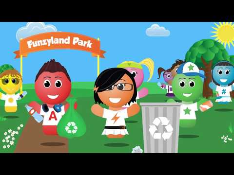 Going Green Song Video (Reduce, Reuse, Recycle)