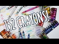 Unboxing 152 CRAYOLA CRAYONS The Ultimate Collection mp3