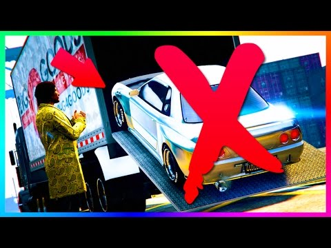 GTA ONLINE IMPORT/EXPORT DLC BUYER BEWARE - VEHICLES, NEW CARS & ITEMS YOU SHOULD NOT BUY!!! (GTA 5)