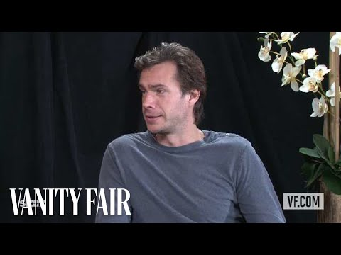 James D'Arcy Talks to Vanity Fair's Krista Smith About the Movie
