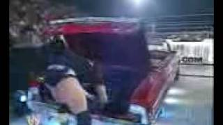 undertaker saves rey mysterio and the undertaker's dead