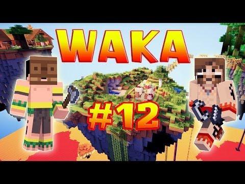Waka - Ep. 12 - Poisson D'avril ! - Fanta Et Bob Dans Minecraft video
