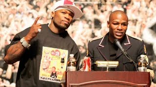 50 Cent  Discusses His Foray Into Boxing Promotions  2/23/13