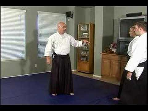 Advanced Aikido: Principles of Motion : Aikido Randori Arm Deflections: Part 2 Image 1