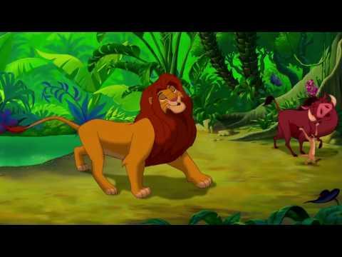 Roi lion- Simba sings Roar (Katy Perry)