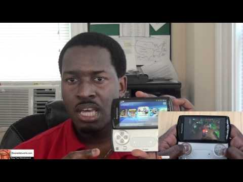 Sony Ericsson Xperia Play Full Review| Booredatwork