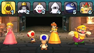 Mario Party 9 Boss Rush Stage Boss Battles #12